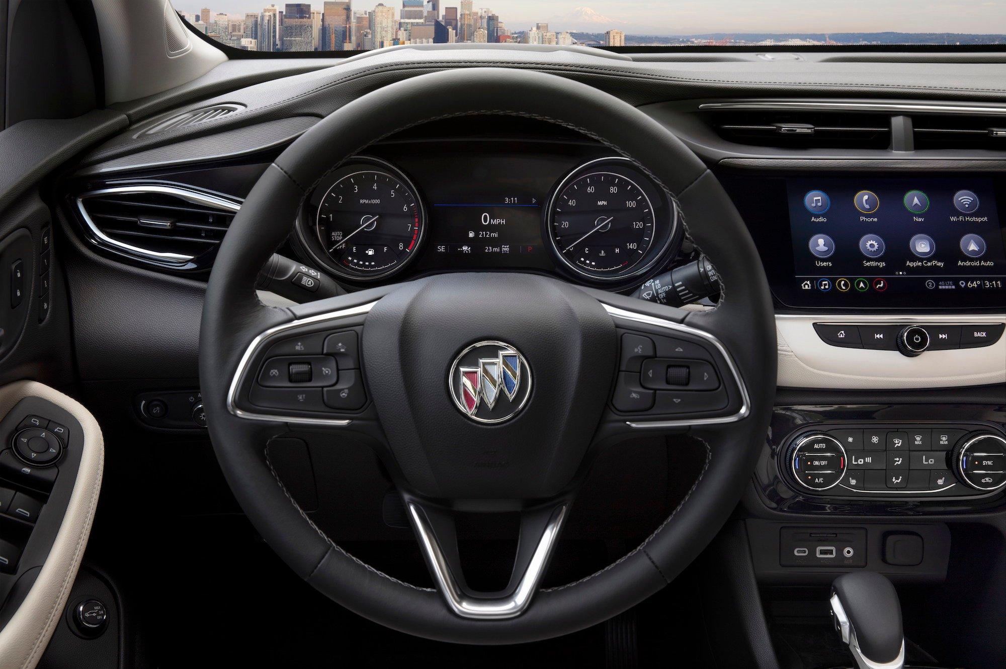 2021-Buick-Encore-GX-steering-wheel-credit-Buick