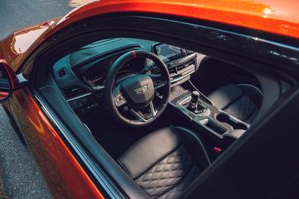 2022-Cadillac-CT4-V-Blackwing-152-credit-cadillac.