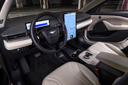 2022-Ford-Mustang-Mach-E-Ice-White-Appearance-cabin-credit-ford