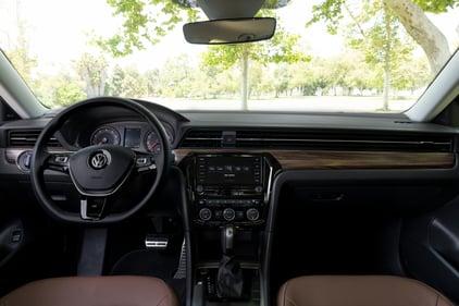 2022-VW-passat-front-seat-credit-vw