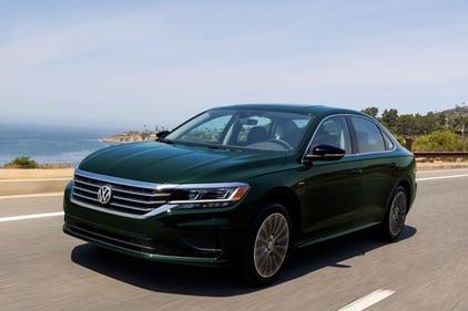 2022-VW-passat-limited-edition-credit-vw