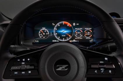 2023-Nissan-Z-Blue-interior-display1