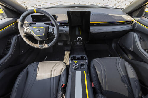 EAA-AirVenture-Ford-Mustang Mach-E Concept-interior-credit-ford