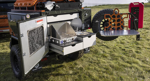 Expedition-Timberline-Off-Grid concept-cooking
