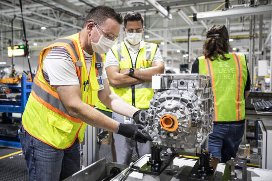 Ford-Van-Dyke-electric-Powertrain-Center-credit-ford