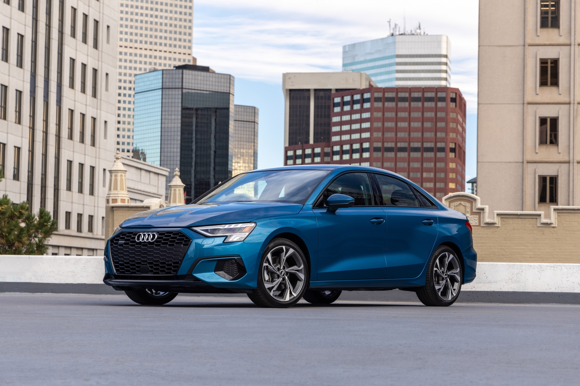 All-New 2022 Audi A3 Arrives With New Tech And Up To 306-Horspower