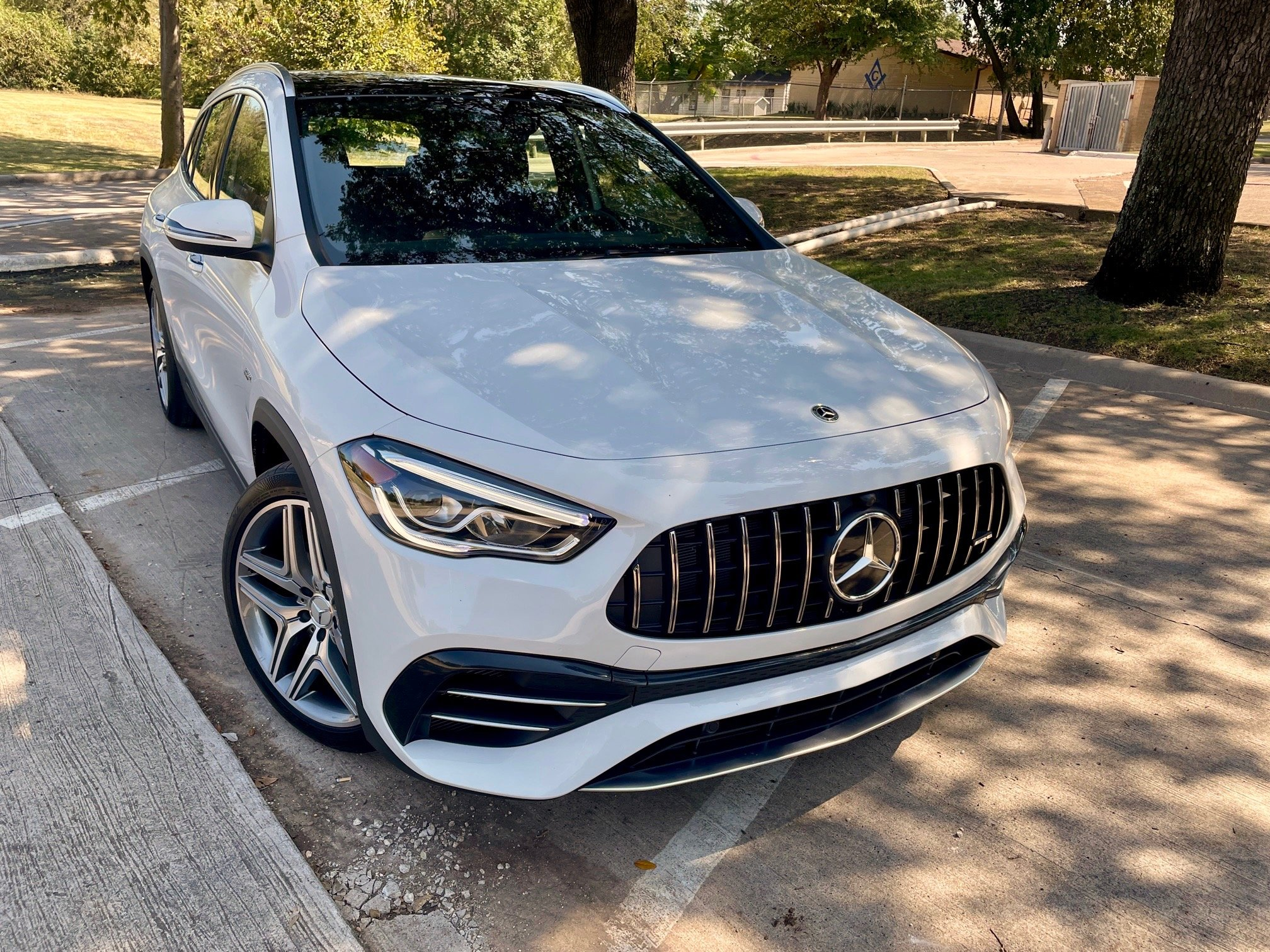 2021 Mercedes-Benz AMG GLA 45 Review