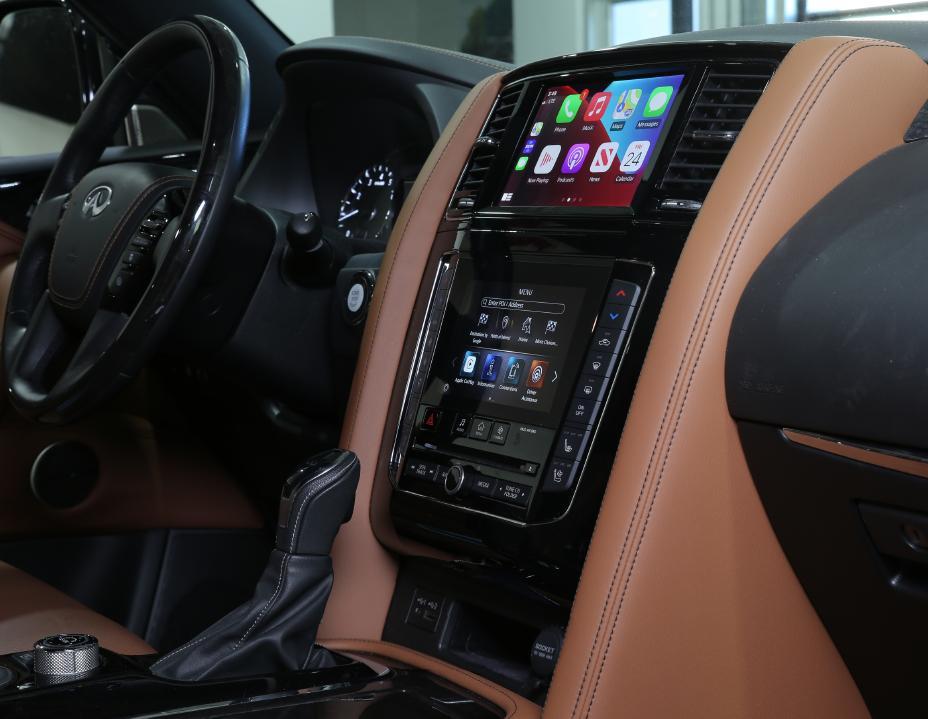 INFINITI Offers Free Wireless Apple CarPlay Upgrade For Many Models