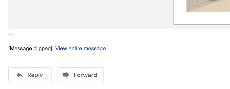 carprousa newsletter reply forward