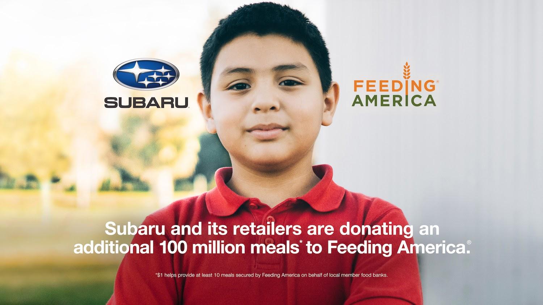 Subaru Feeding America