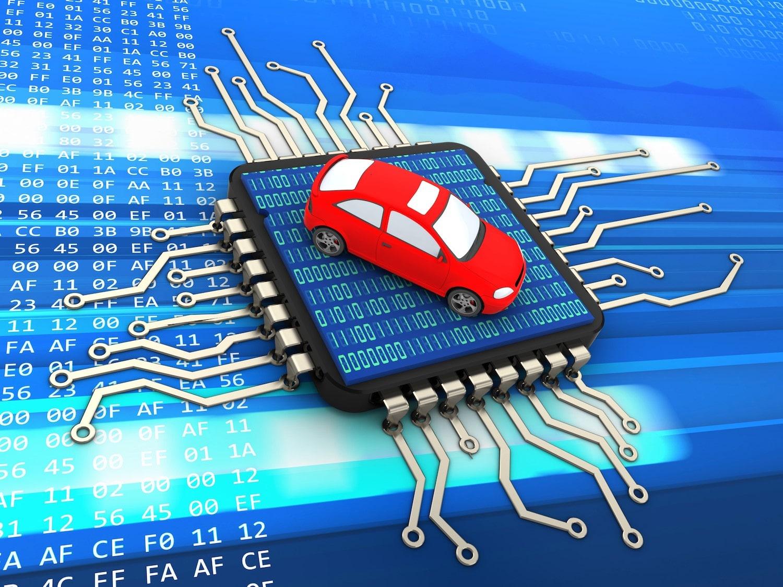 Car Microchip