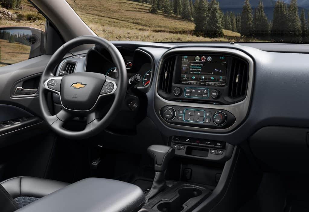 2017 Chevrolet Colorado Crew Cab LT Test Drive Photo Gallery