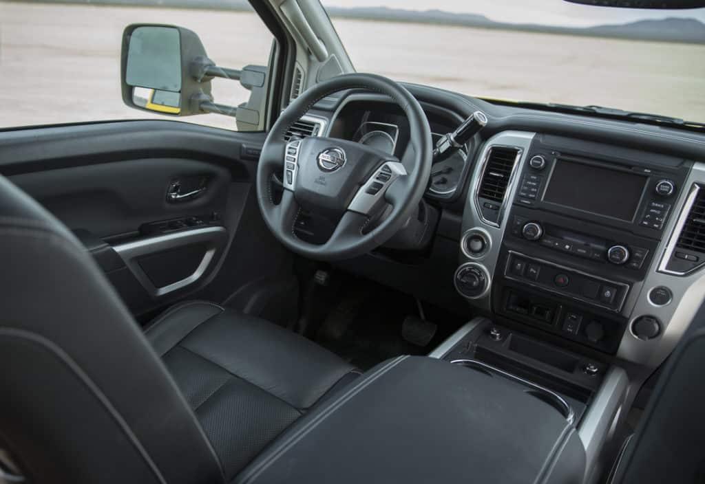 2017 Nissan Titan XD SV Test Drive Photo Gallery