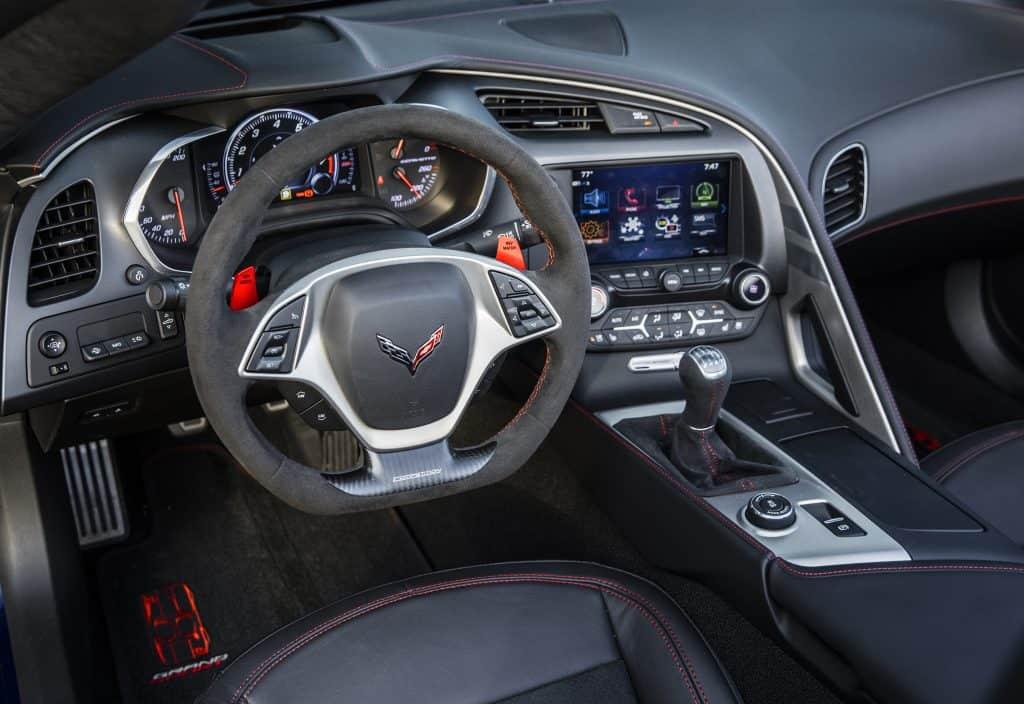 2017 Chevrolet Corvette Grand Sport Test Drive Photo Gallery
