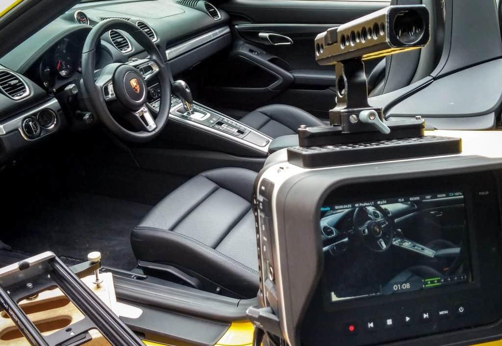 2017 Porsche 718 Boxster Test Drive Photo Gallery