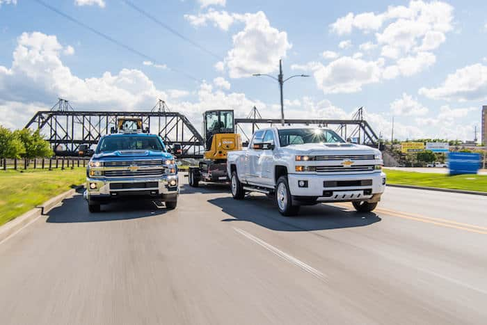2018 Chevrolet Silverado 2500HD Duramax Diesel Is A Tough Workhorse Photo Gallery