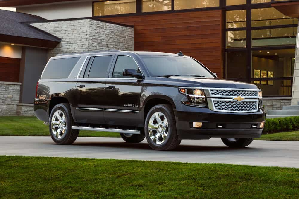 The 2018 Chevrolet Suburban RST Goes All In on Comfort, Size, Utility and Value Photo Gallery