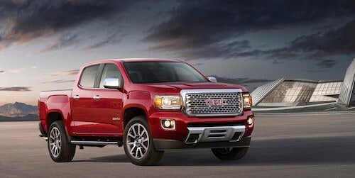 The 2018 GMC Canyon Denali V6 Is A Capable, Comfortable Midsize Pickup Photo Gallery