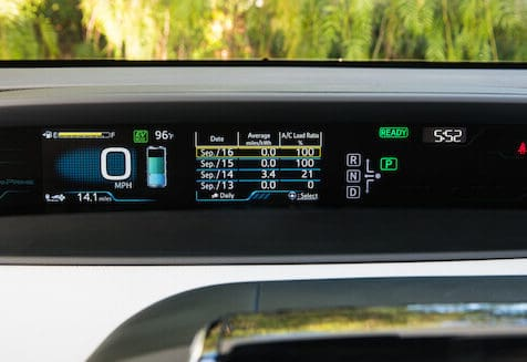 2018 Toyota Prius Prime Is Plugged-In To Fuel Economy Photo Gallery