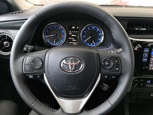 The 2018 Toyota Corolla SE 6MT Sports Some Attitude Photo Gallery