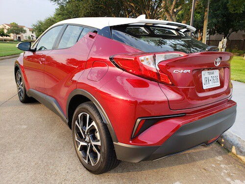 2018 Toyota C-HR Packs Nice Features In A Small Space Photo Gallery