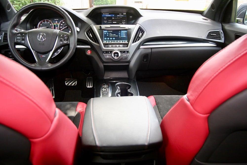 2020 Acura MDX A-Spec Interior