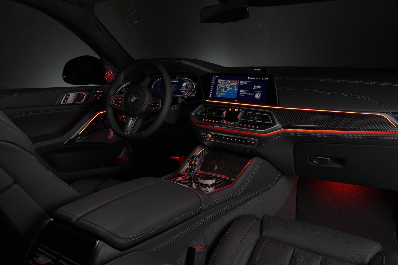 2020 BMW X6 xDrive40i