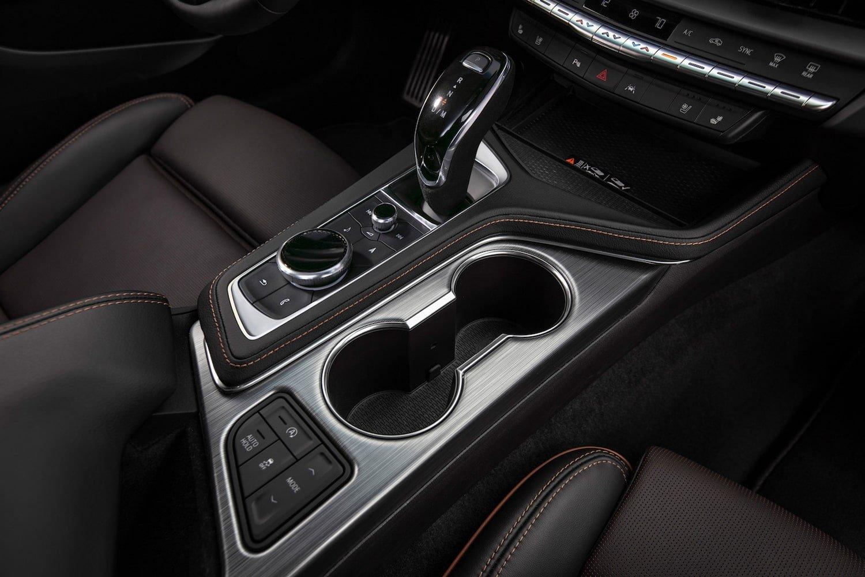 2020 Cadillac CT4-V Interiors