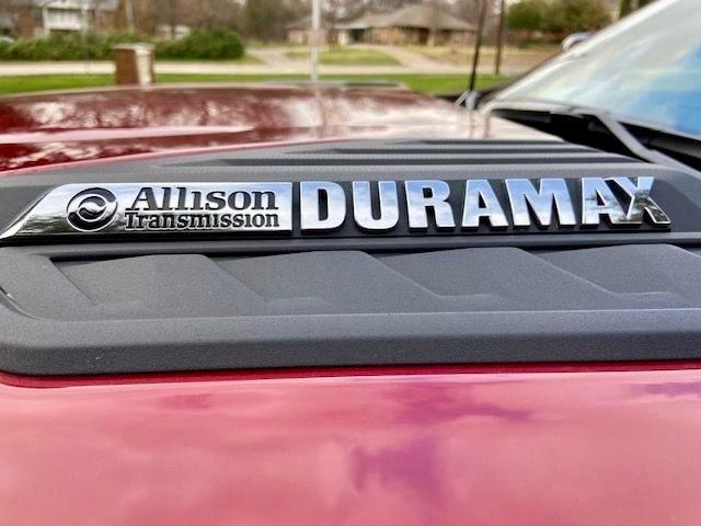 2020 Chevrolet Silverado 2500 Duramax