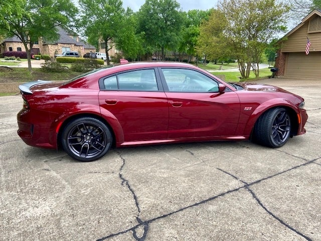 2020 Dodge Charger Scat Pack Widebody Exterior