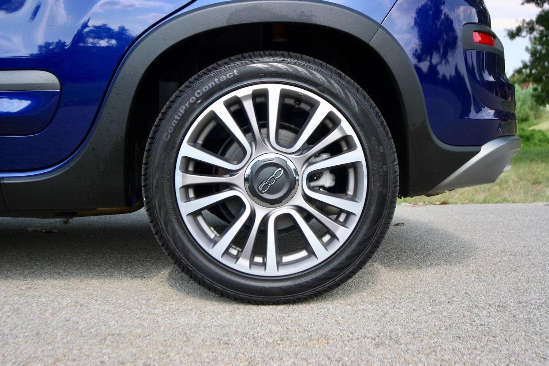 2020 Fiat 500L Trekking