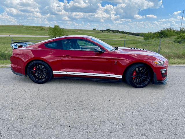 2020 FORD SHELBY MUSTANG EXTERIOR