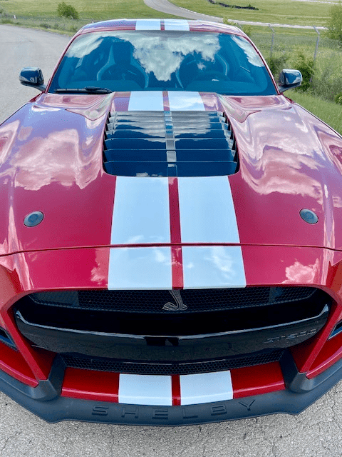 2020 FORD SHELBY MUSTANG