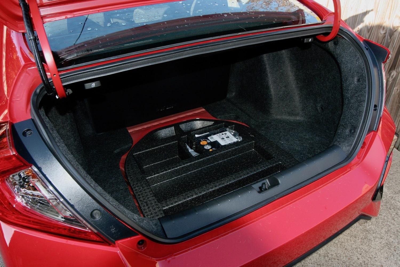2020 Honda Civic Si HTP Sedan
