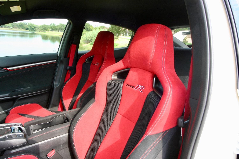 2020 Honda Civic Type R Touring