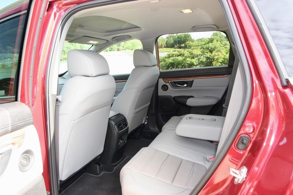 2020 Honda CR-V Touring Hybrid interior