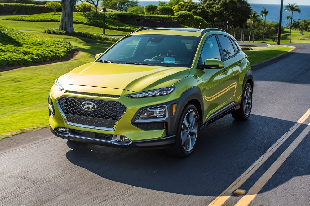 2020 Hyundai Kona Ultimate Exterior
