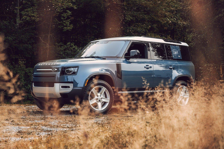 2021 Land Rover Defender 110 SE