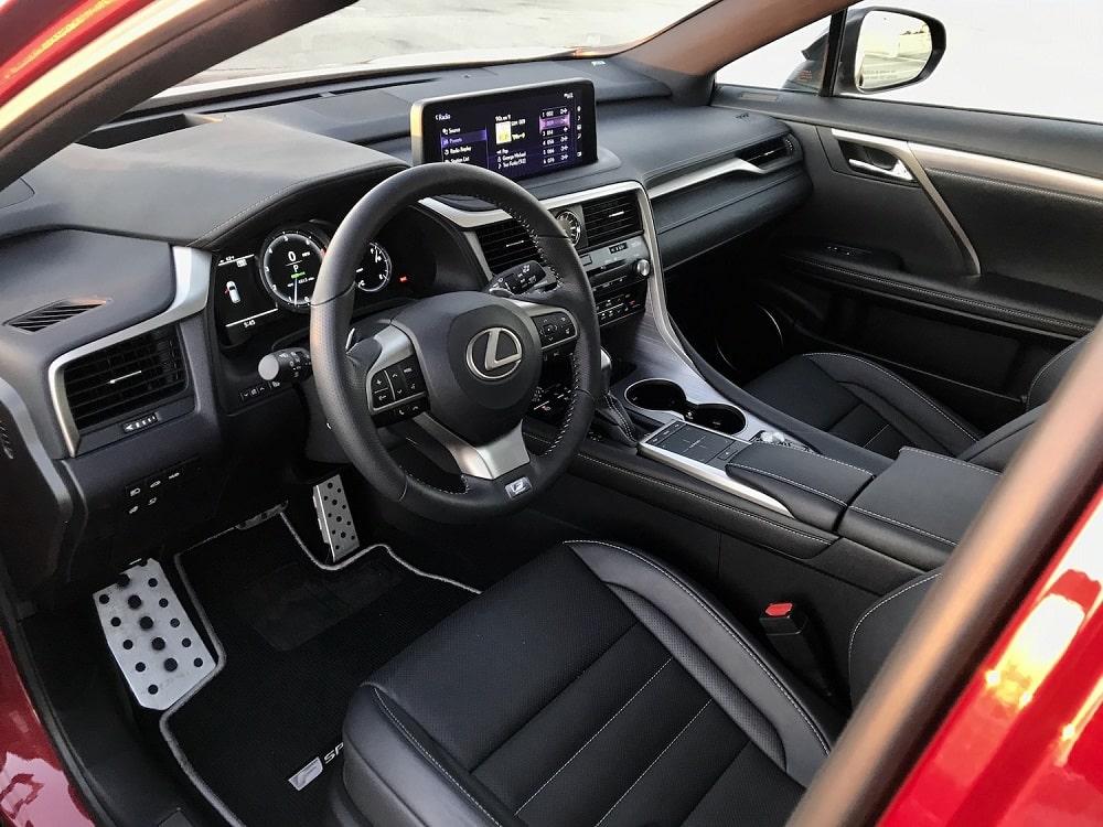 2020 Lexus RX 350 F Sport