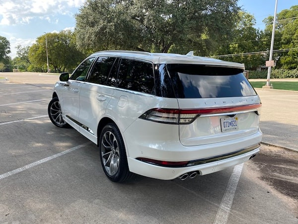 2020 LINCOLN AVIATOR GRAND TOURING PLUG-IN HYBRID EXTERIORS