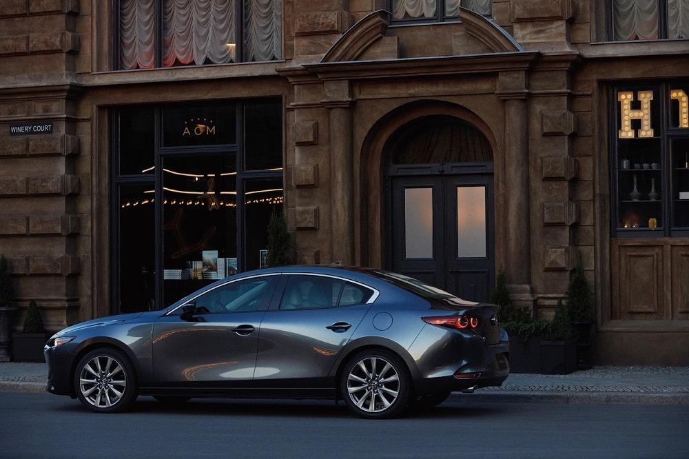 2020 Mazda3 Premium