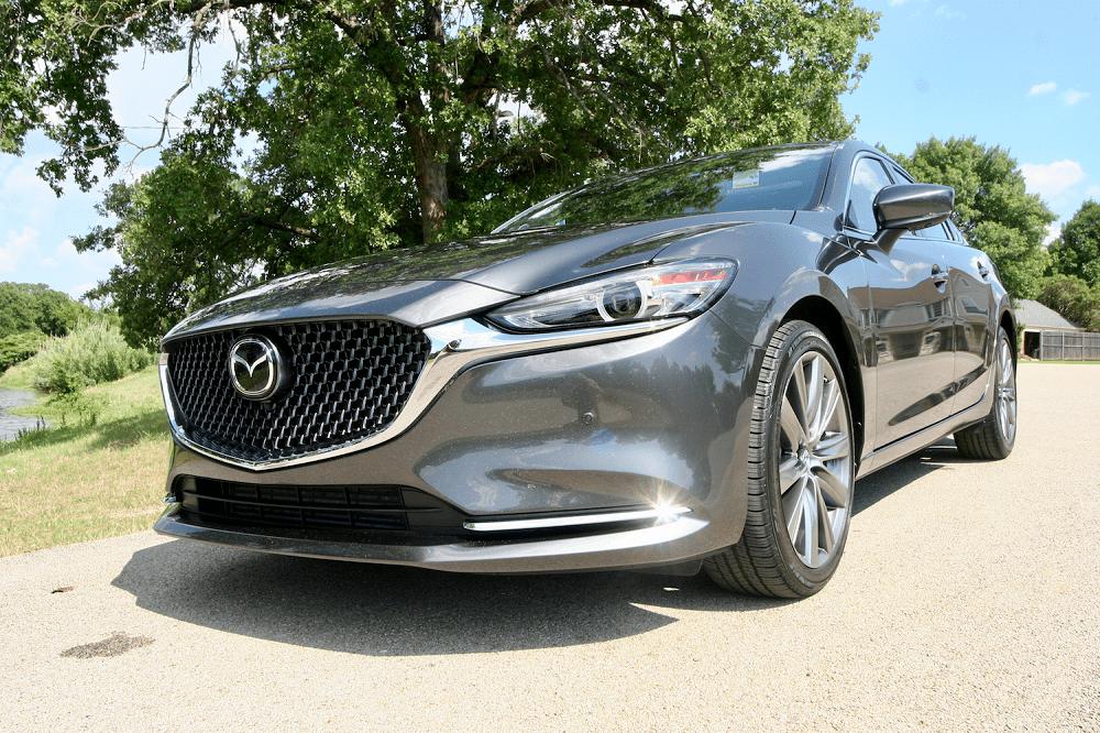 2020 Mazda6 Signature Exterior