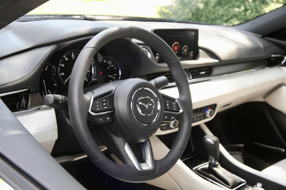 2020 Mazda6 Signature Interior