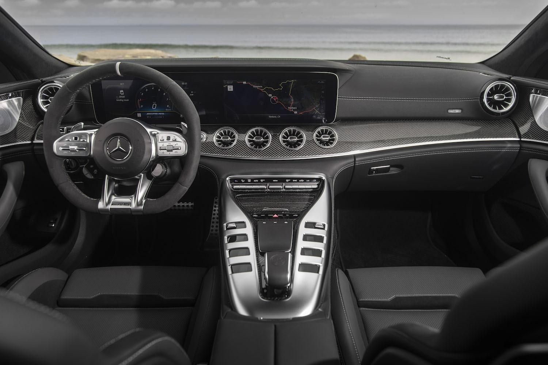 2020 Mercedes-AMG GT63 S Interior