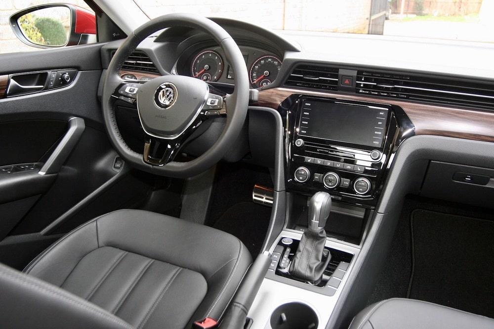 2020 VW Passat SEL 2.0T