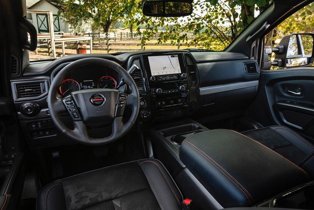 2020 Nissan Titan XD Pro-4X