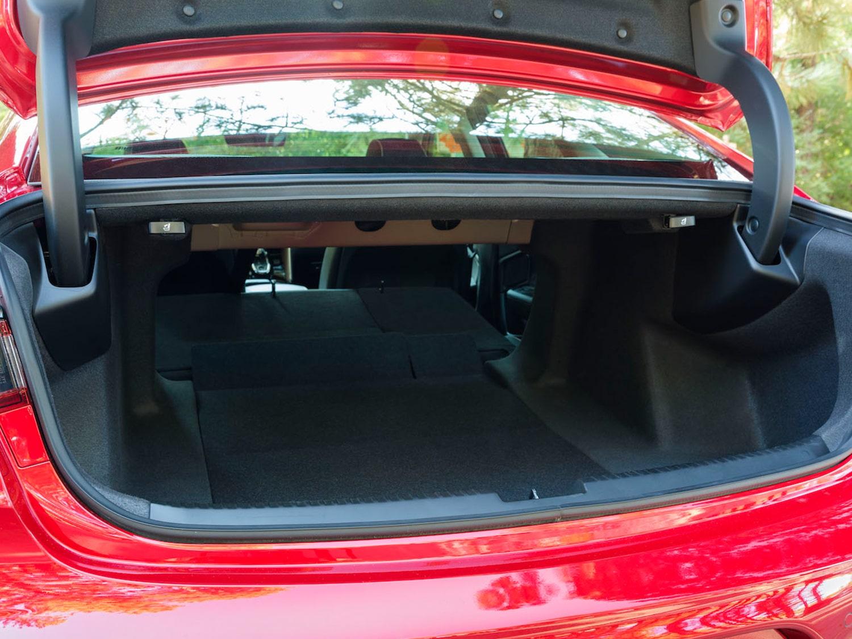 2021 Acura TLX Advance exterior