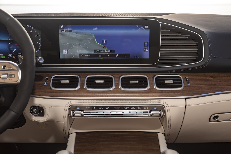 Mercedes-Benz AMG GLS 63