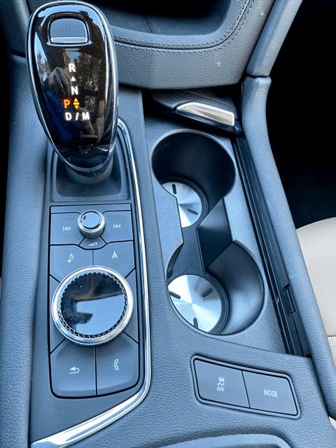 2021 Cadillac XT6 Premium Luxury interior