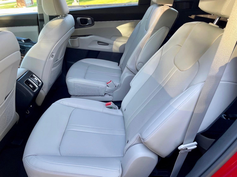 2021 Kia Sorento EX Hybrid